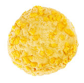 Homemade Cookie With Cornflake Chips — Stock Photo