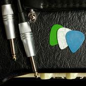 Amplificateur de guitare — Photo