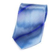 Blue Necktie — Stock Photo
