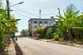 Rue de la ville de krabi — Photo
