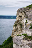 Rock Over Dniester — Stock Photo