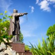 Bishop Statue — Stock Photo