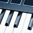 Digital Midi Keyboard — Stock Photo #19319487