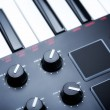 Digital Midi Keyboard — Stock Photo #19330947