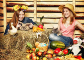 Harvest Home — Stock Photo