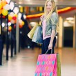 Shopping Girl — Stock Photo #25275889