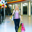 Shopping Girl — Photo