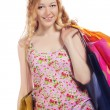 Shopping Girl — Stock Photo #25278131