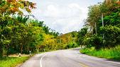 Carretera en tailandia — Foto de Stock