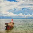 Thai Long Boat — Stock Photo