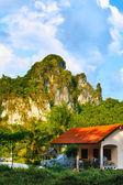 Montanhas tailandês — Foto Stock