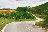 Rodovia na tailândia — Foto Stock