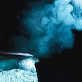 Boiling Tea Kettle — Zdjęcie stockowe