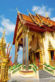 Wat Plai Laem — Stock Photo