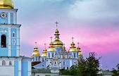 St. Michaels Golden-Domed Monastery — Stock Photo