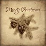 biglietto di auguri di Natale — Foto Stock #11458678