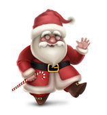サンタ クロースのイラスト — ストック写真