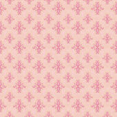 Pink vintage seamless pattern — Stock Photo