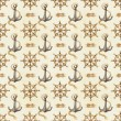 Seamless nautical pattern — ストック写真