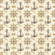 Seamless nautical pattern — Stock fotografie