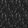 Vintage elegant seamless pattern — Stock Photo
