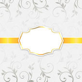 Elegant background. Perfect for wedding invitation or greeting c — Stock Photo