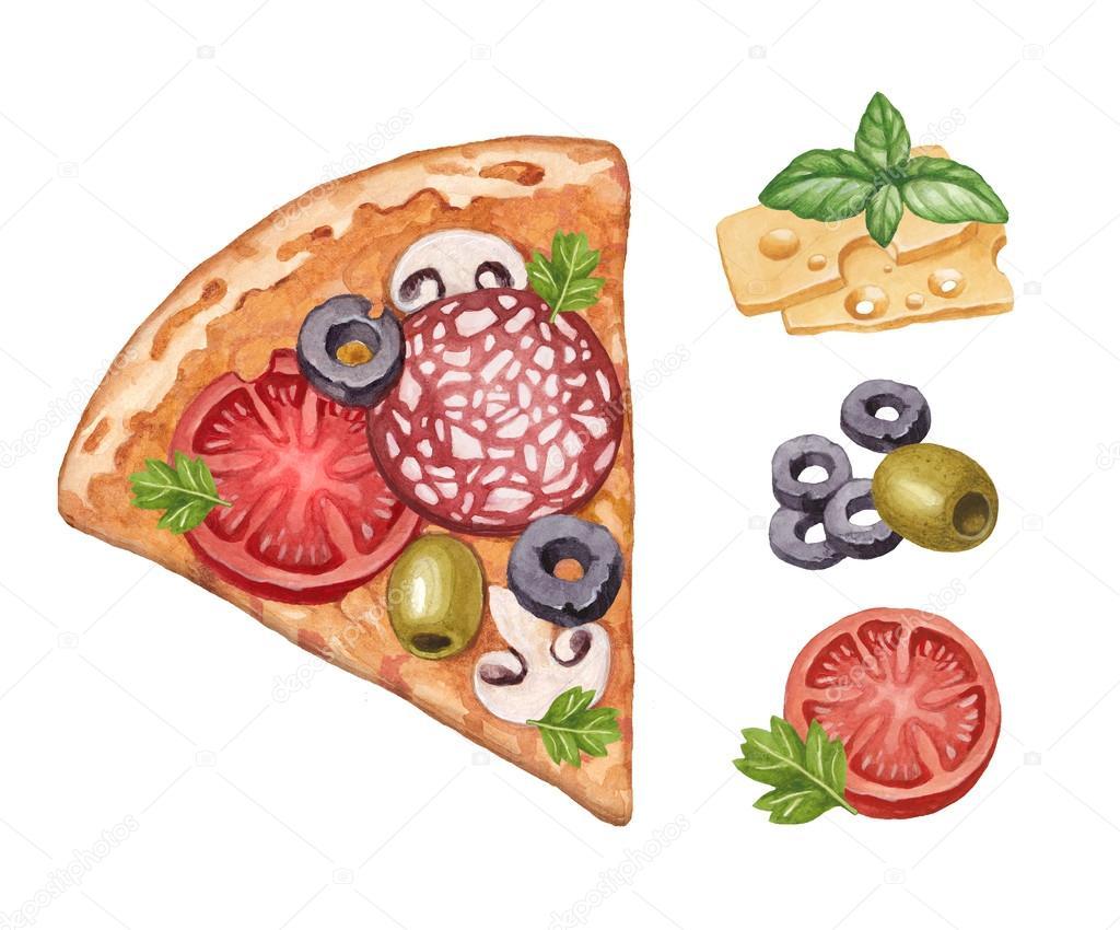 набор продуктов для правильного питания