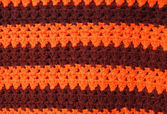 Blanket patterns — Stock Photo