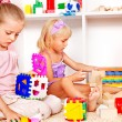 Royalty-Free Stock Photo: Children in kindergarten.