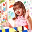 Children in kindergarten. — Stock Photo #12100002