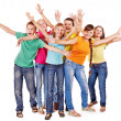 Group of teen — Stock Photo #12802792