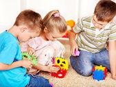 Children in kindergarten. — Stock Photo