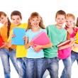 Group of children. — Stock Photo