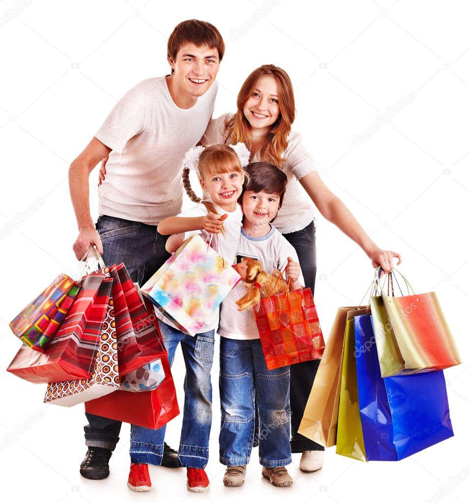 Все вместе одежда для всей семьи