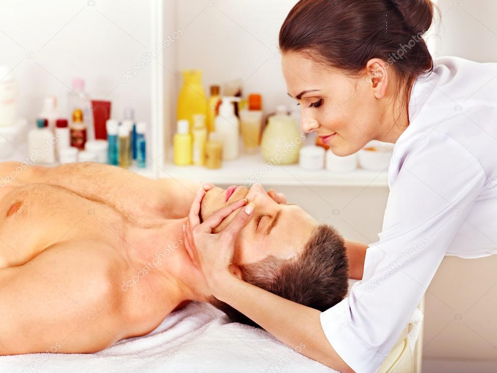 Смотреть мужской массаж 25 фотография