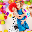 Child birthday party . — Stock Photo #16506549
