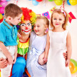 Child birthday party . — Foto Stock #18933455