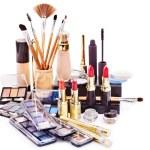 Decorative cosmetics for makeup. — Stock Photo #19216891