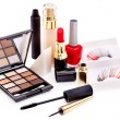Decorative cosmetics for makeup. — Stock Photo #19997905