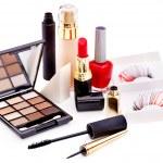 Decorative cosmetics for makeup. — Stock Photo #19997905