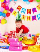 Child birthday party . — Stock Photo