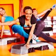 Women in aerobics class. — Stock Photo #22900926