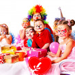 Child birthday party . — Stock Photo #29032433