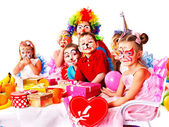 Child birthday party . — Foto de Stock