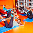 Women in aerobics class. — Stock Photo #36641933