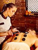 Ayurvedic spa treatment. — Stock Photo
