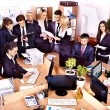 Group of business people — Stock Photo #40153949