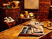 Ayurvedic spa massage still life — Stockfoto