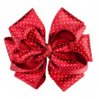 Red  bow — Photo