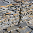 Stone cladding - Foto Stock